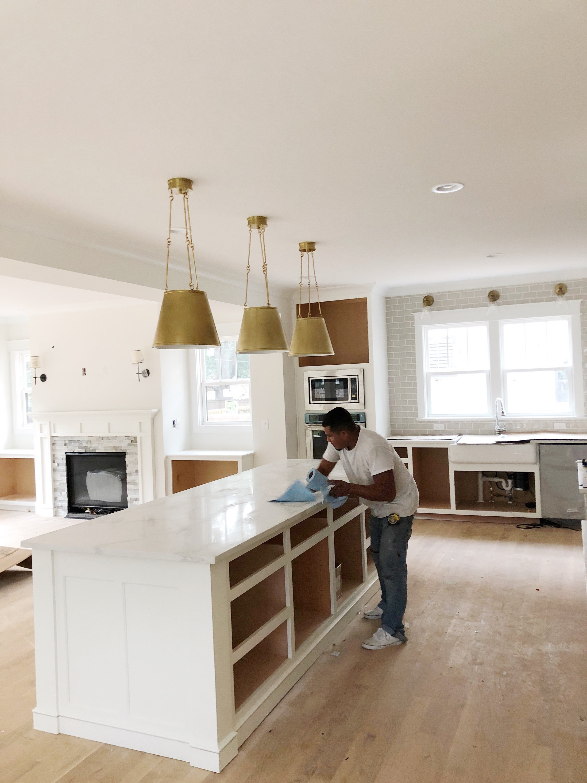 New construction Charlotte, NC, Timberline Homes, Interior Design by Laura Design Co.