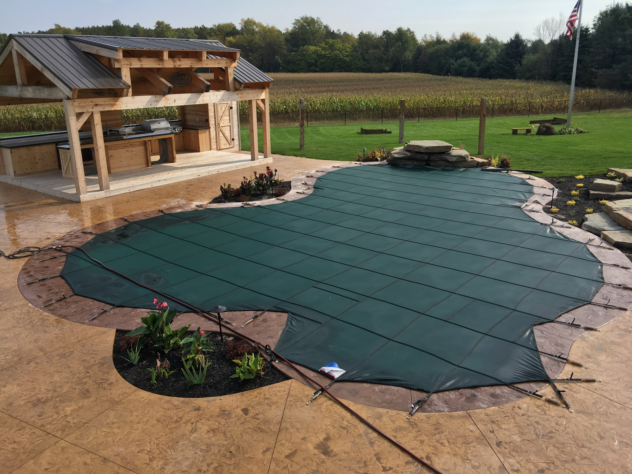 Safety Pool Covers   Authorized Loop Loc Dealer
