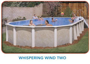Customize the depth of your pool - Up to 7' deep