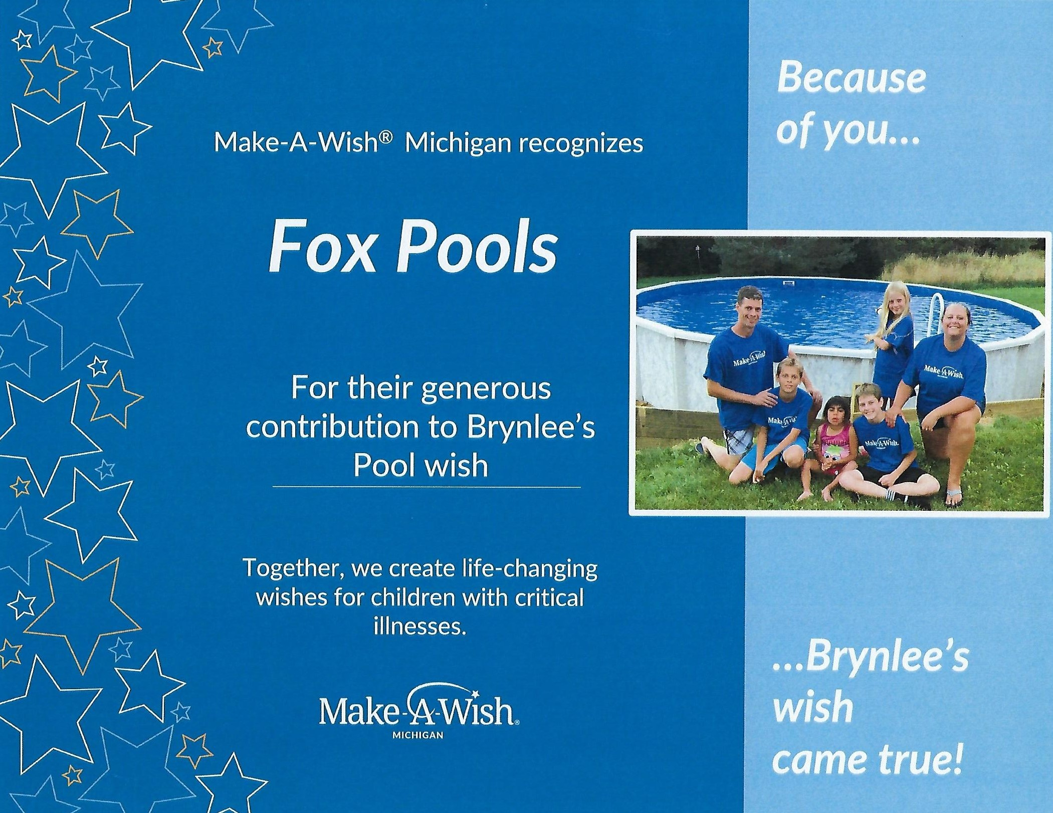 Fox Pools
