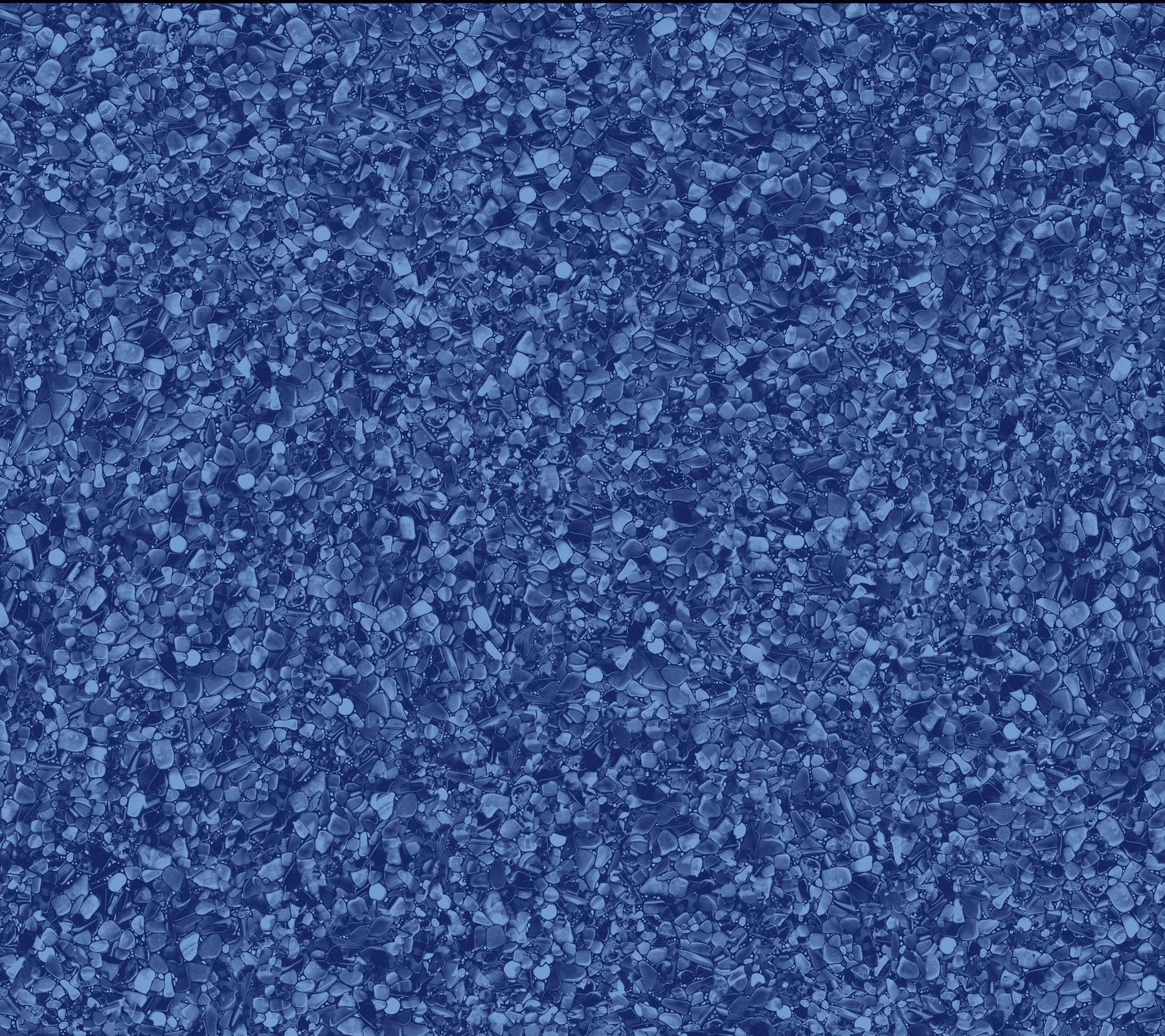 Blue Beach Pebble