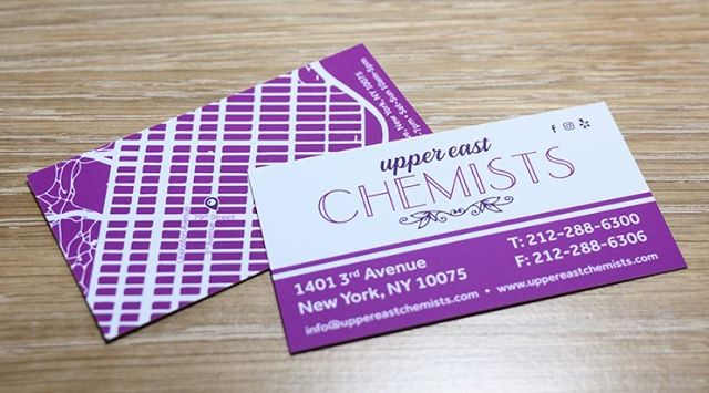 Branding is at the 💜 of every one of our design projects.  Swipe to see how our logo design for @uppereastchemists goes from ✏️ sketch to custom lightbox signage and then finally making that first impression to their #ues clientele via bespoke business cards.  Read more about our design process and various FF&E choices posted recently by @retaildesignblog Link in Bio!  Photos @haphotography.nyc #💊 #pharmacydesign #commercialinteriordesign #retailinteriors #boutiquepharmacy #boutiquedesignnewyork #artisinalinteriors #bespokebranding #rxretail #rxbranding