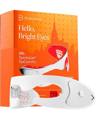 step 1: DR. DENNIS GROSS SKINCARESpectraLite EyeCare Pro LED Device