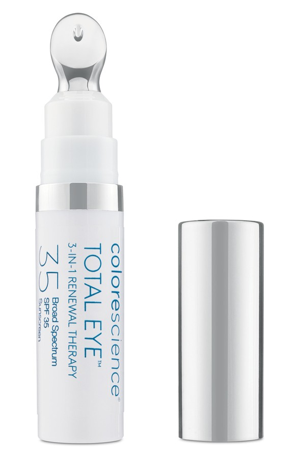 Step 3:  Colorescience Total Eye 3-in-1 Renewal Therapy SPF 35
