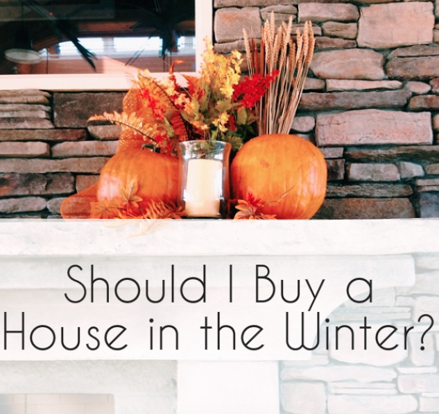 buying house in winter