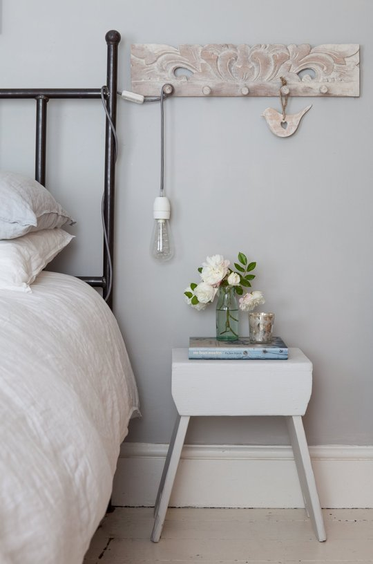 Instagram: @bethanymitchellhomes //Shades of Grey: Find the Perfect Grey Paint for Any Room in Your Home  From  Apartment Therapy