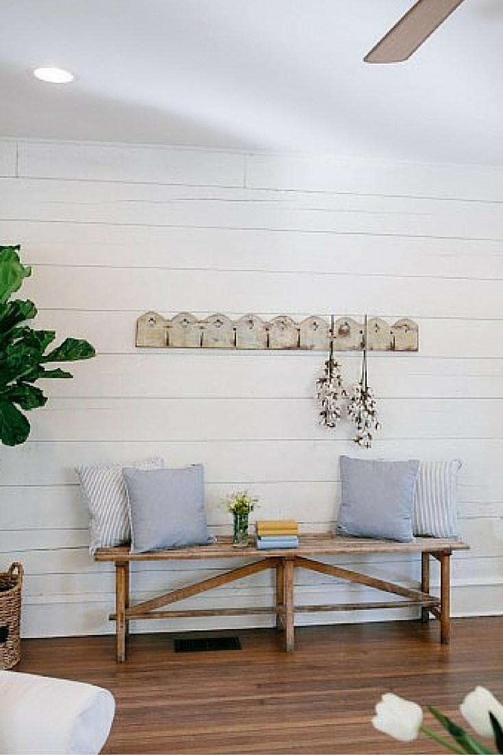 Instagram: @bethanymitchellhomes // Favorite Fixer Upper Makeovers Found on  Magnolia Market