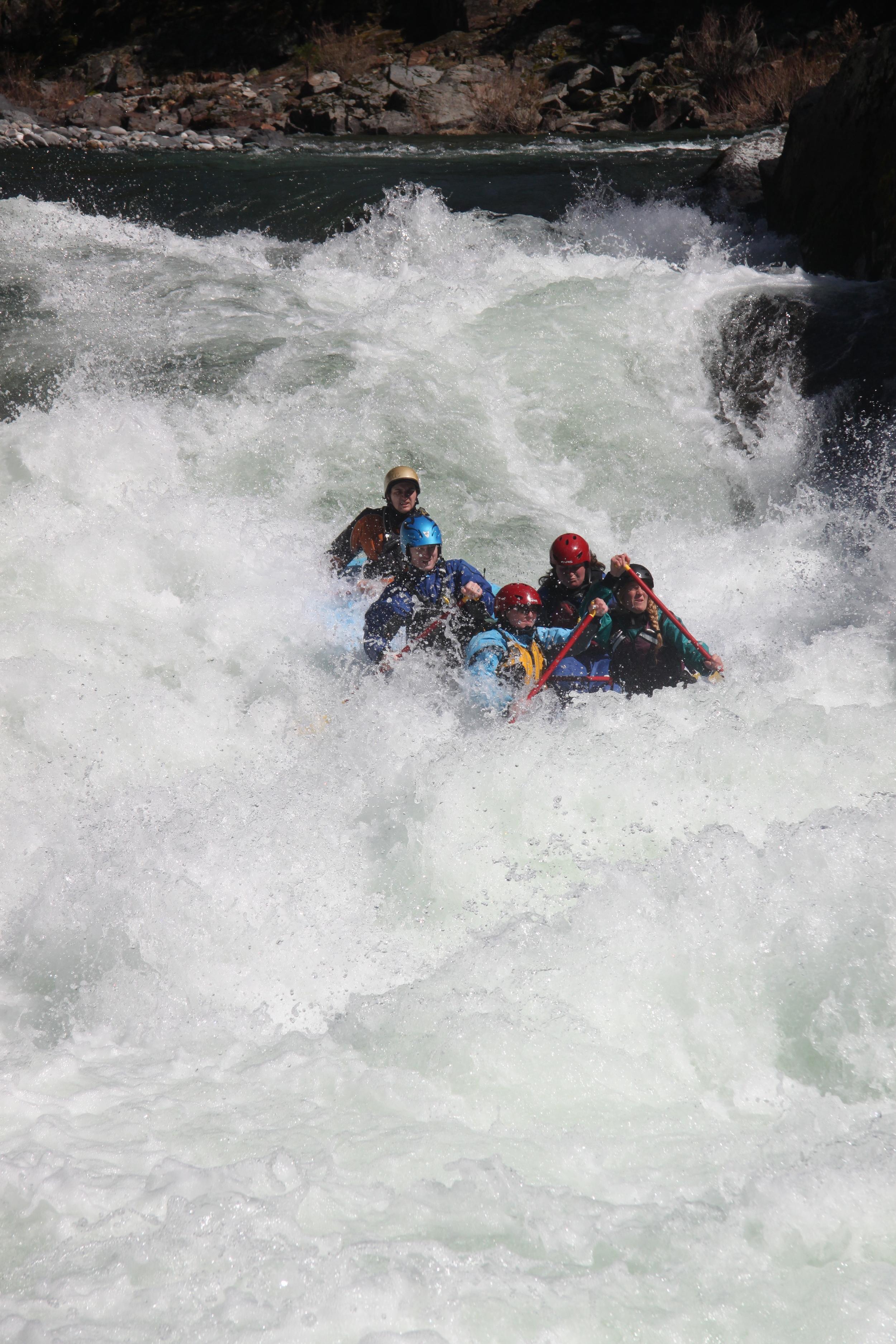 Maytag Rapid - North Fork Yuba