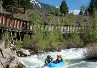 Truckee River Full-Day Rafting Adventures -