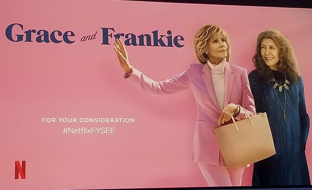 FYC Grace and Frankie....
