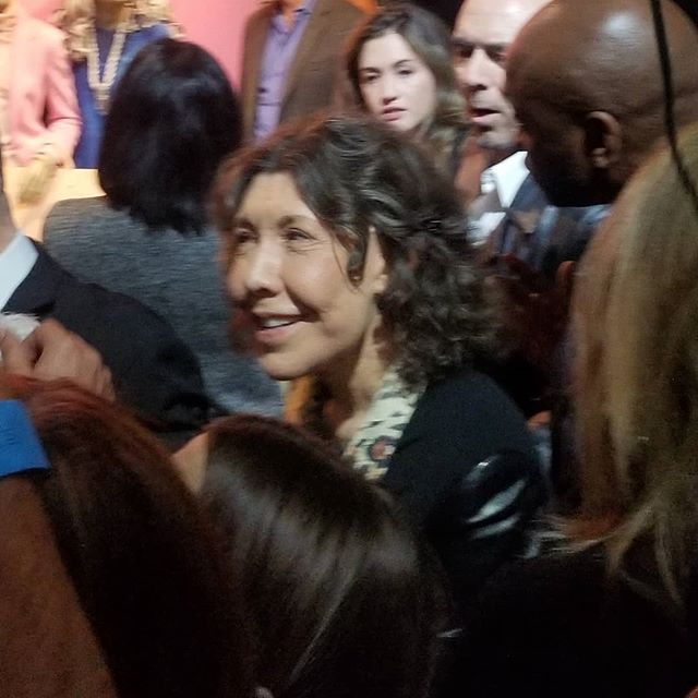 This is as close as I got to Lily Tomlin...