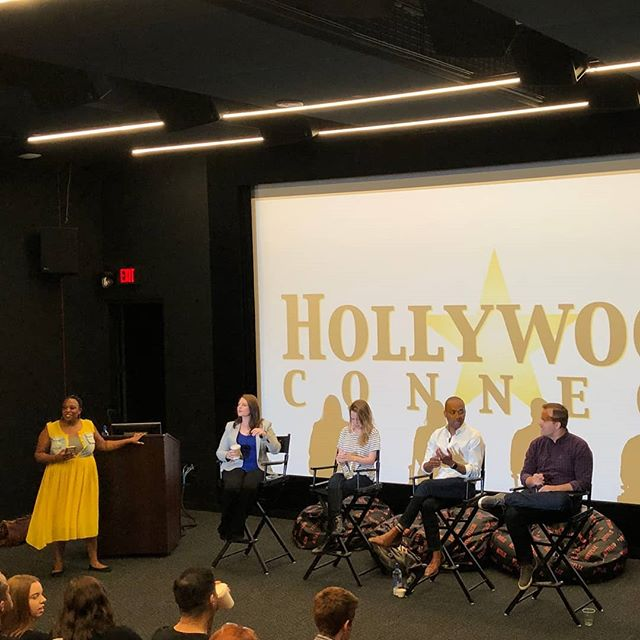 So honored to be a part of Hollywood Connect Hosted by Greenhouse Arts and Media last weekend. Thank you!