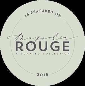 Featured in Magnolia Rouge