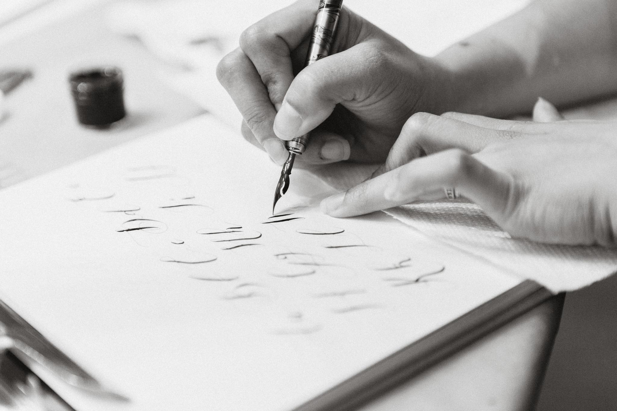 Seniman Calligraphy Beginner Workshop