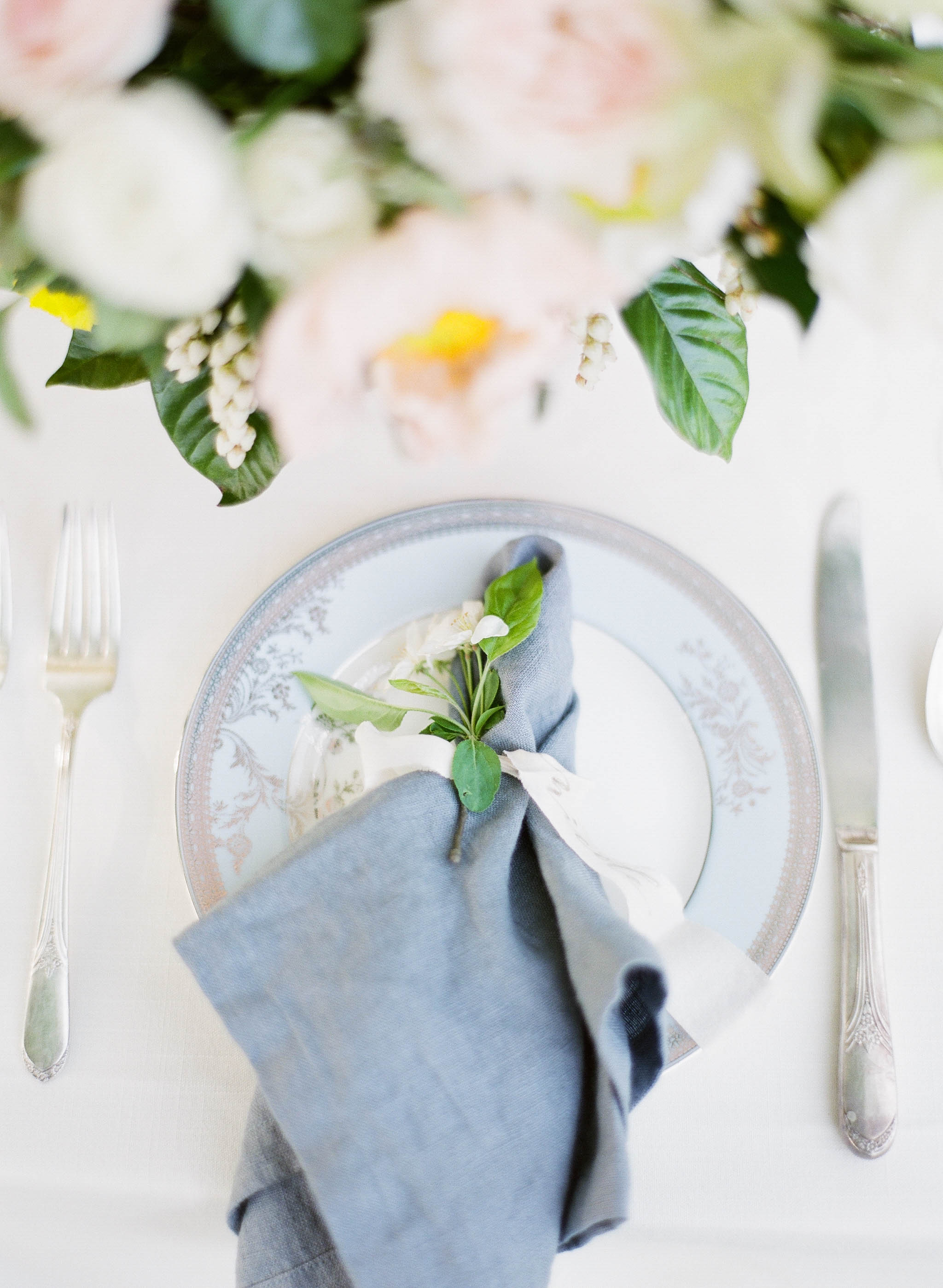 Trying to wrap this up nicely and hopefully give you a little bit more will power for your venture! Photography by Jennifer Kulakowski with planning by  Linda Ha Events & Designs .