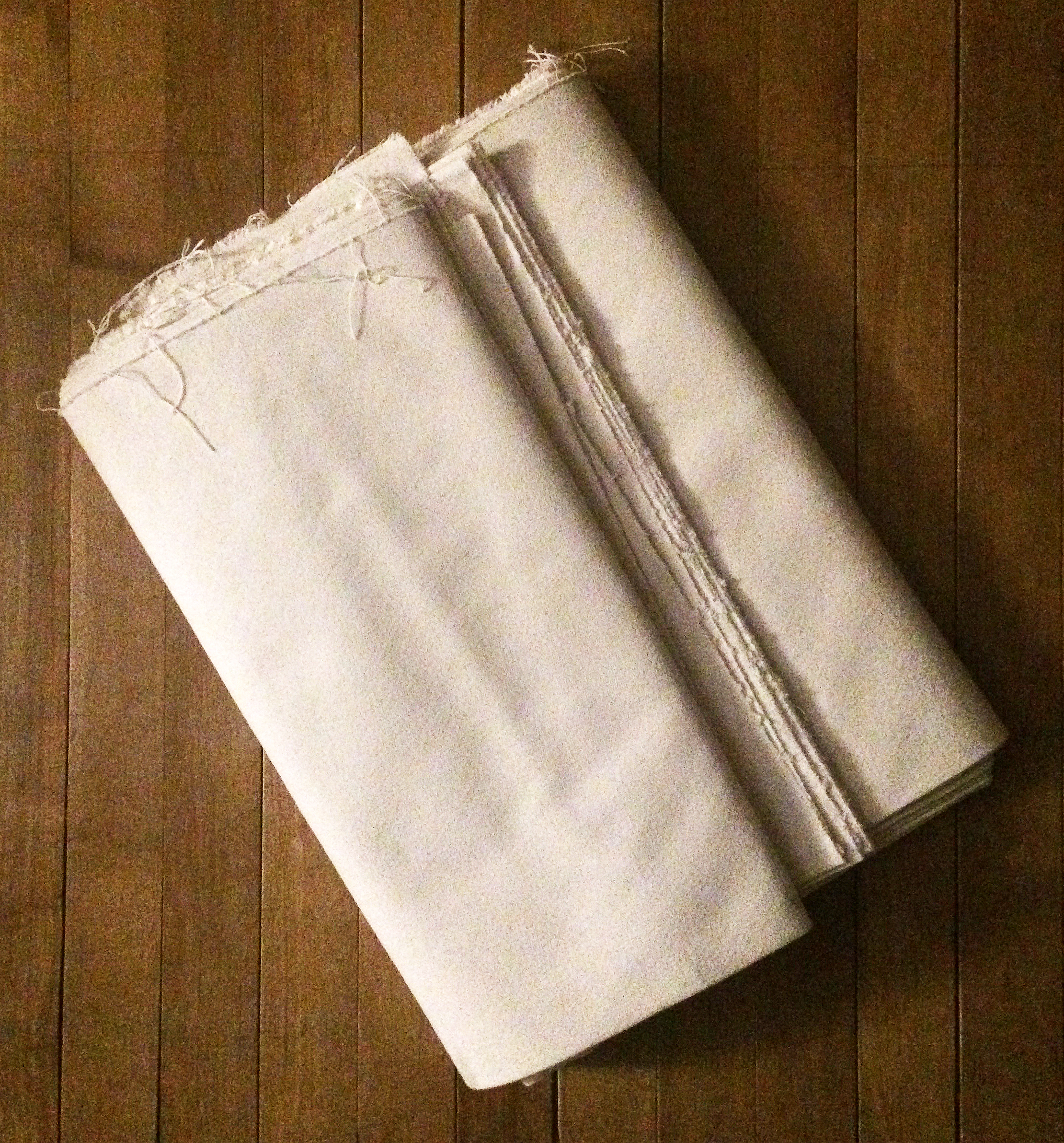 Folded Canvas