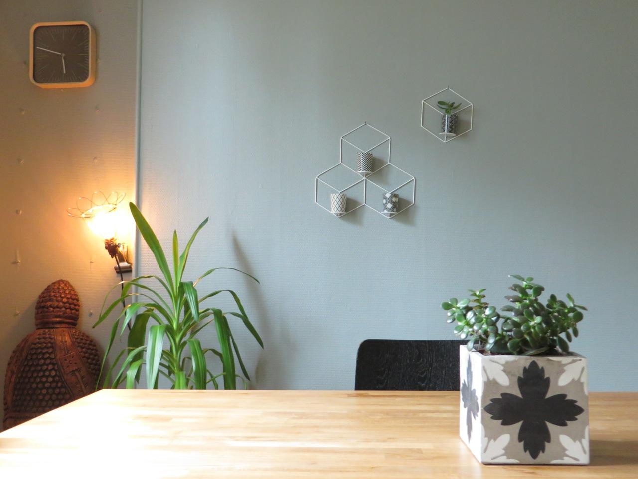 Appartement Haussmannien : salle à manger
