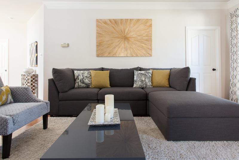 Decorateur interieur appartement : salon