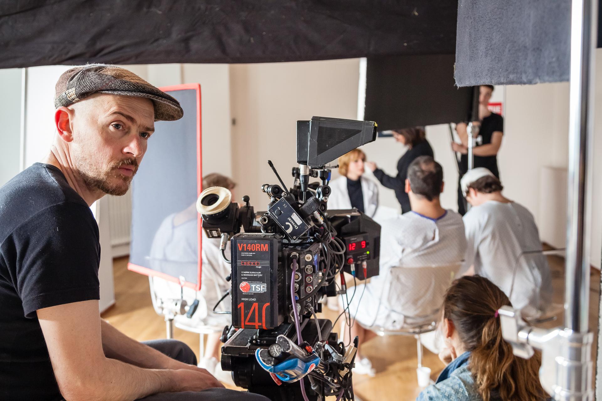 Directeur de la Photographie - Lucas Leconte.
