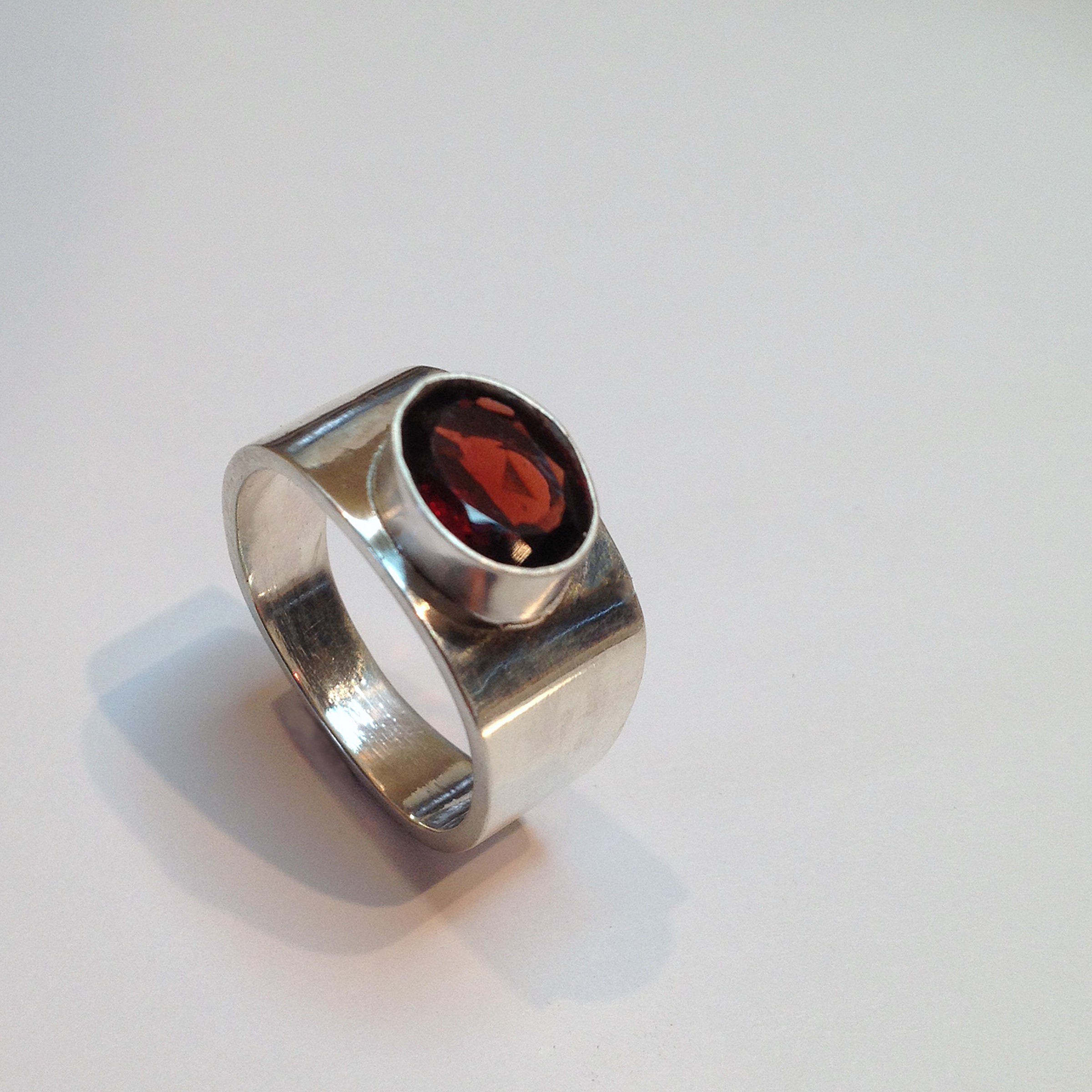 Ring Sterling Silver and Garnet n.jpg