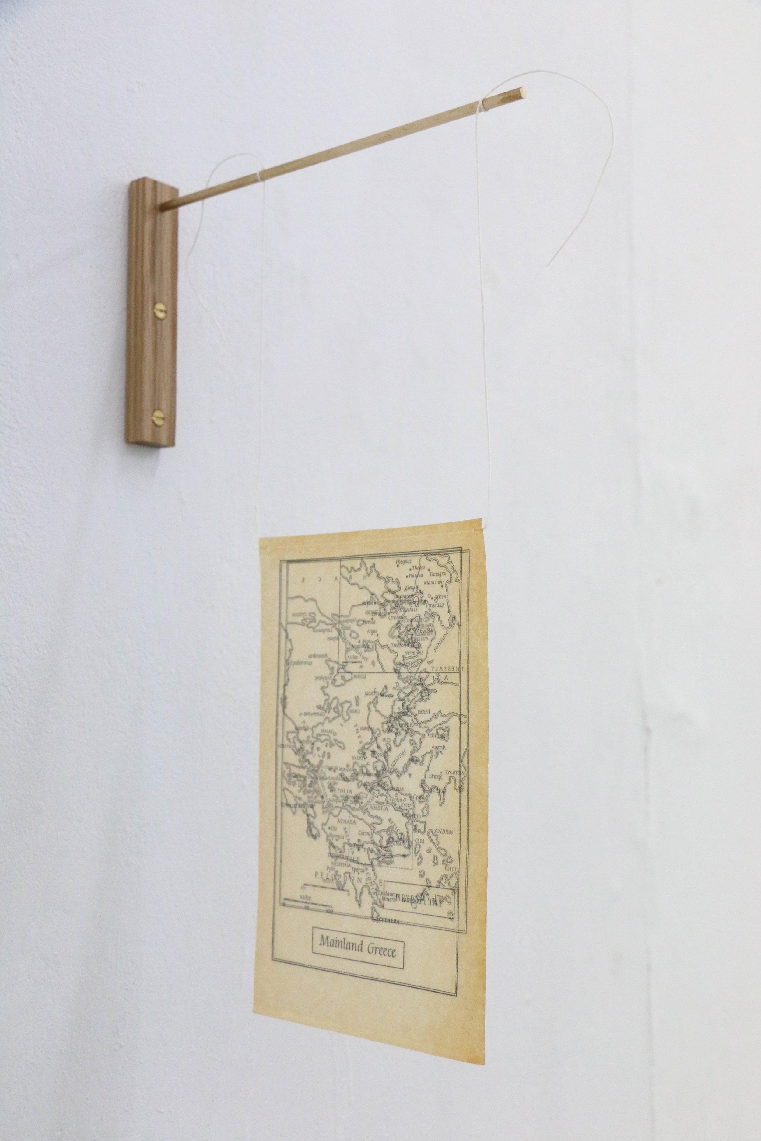 Map I - The Aegean