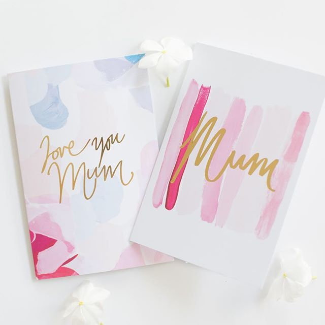 it's been a very busy week sending lots of Mother's Day cards and tags out to our amazing retailers and ready for a relaxing long weekend! #friyay #longweekend #mothersday #mum #greetingcards #giftideas