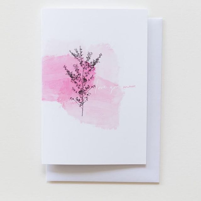 we still have a few Mother's Day cards in stock and are now sending all orders express at no extra cost, so get your orders in quick! #mothersday #mum #loveyoumum #expresspost #greetingcards #giftideas