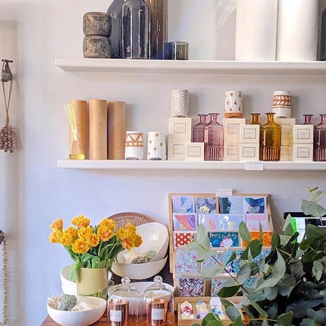 we love seeing our cards and tags gracing the counters of beautiful boutiques like this one @lillipollen #weloveourretailers x