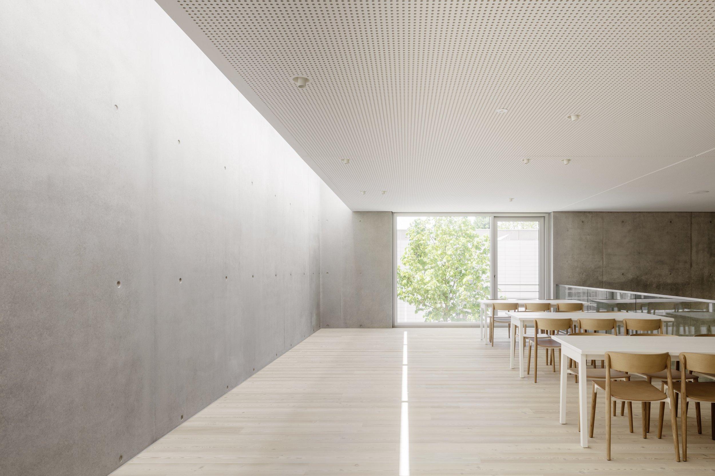 Interior view gallery level ©hiepler, brunier