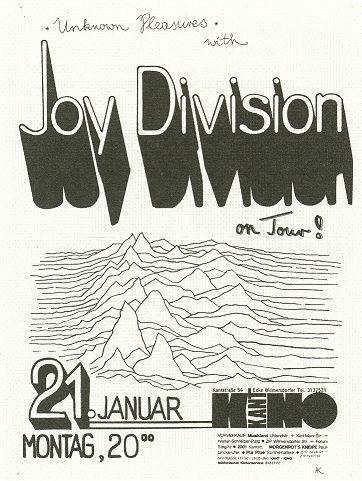 Joy Division - Kant Kino - Berlin