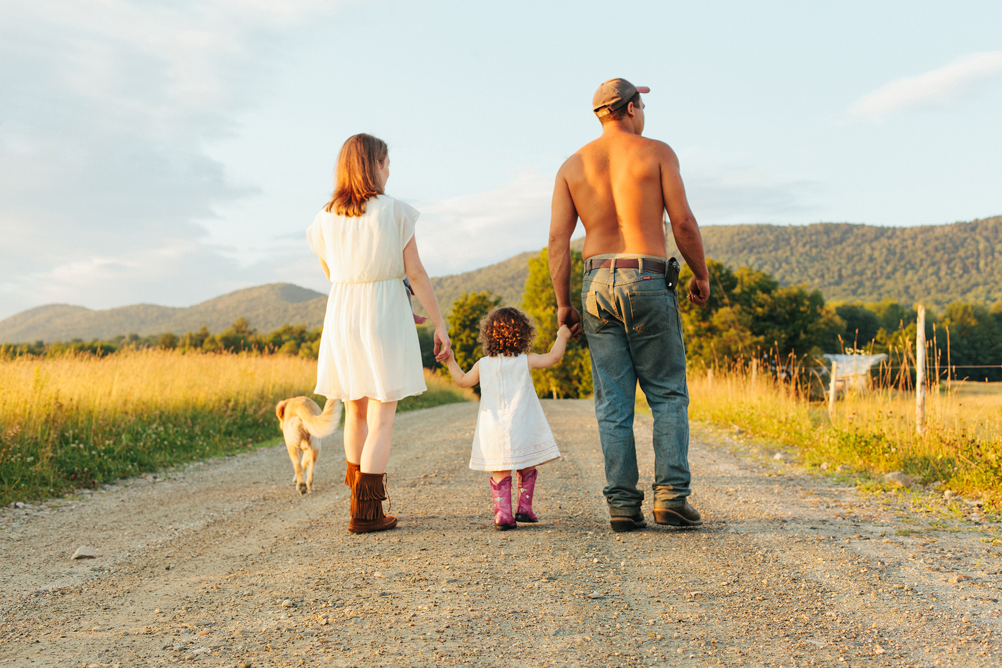 farming family walking together vermont web.jpg