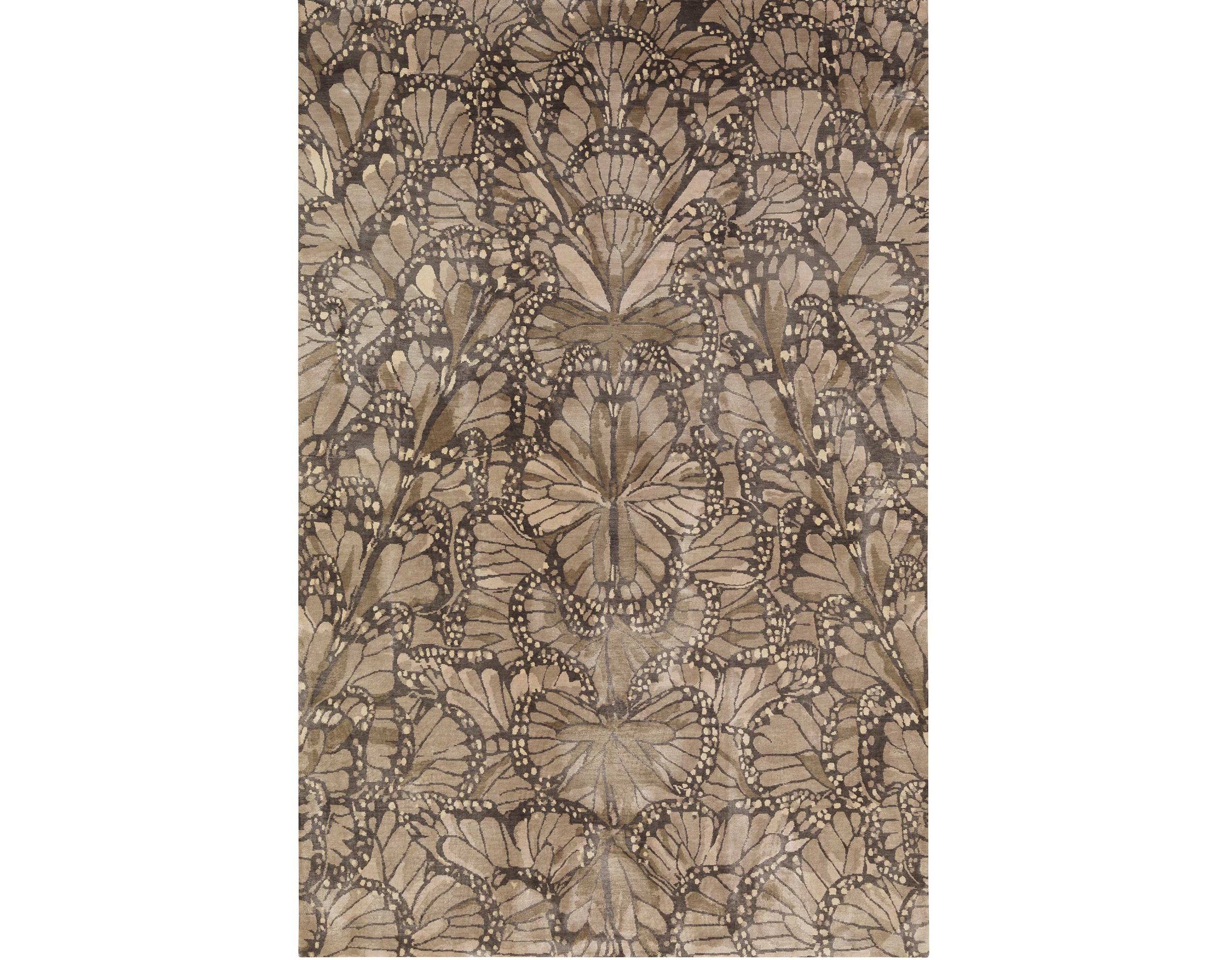 Monarch by Alexandre Mc Queen  The Rug Company