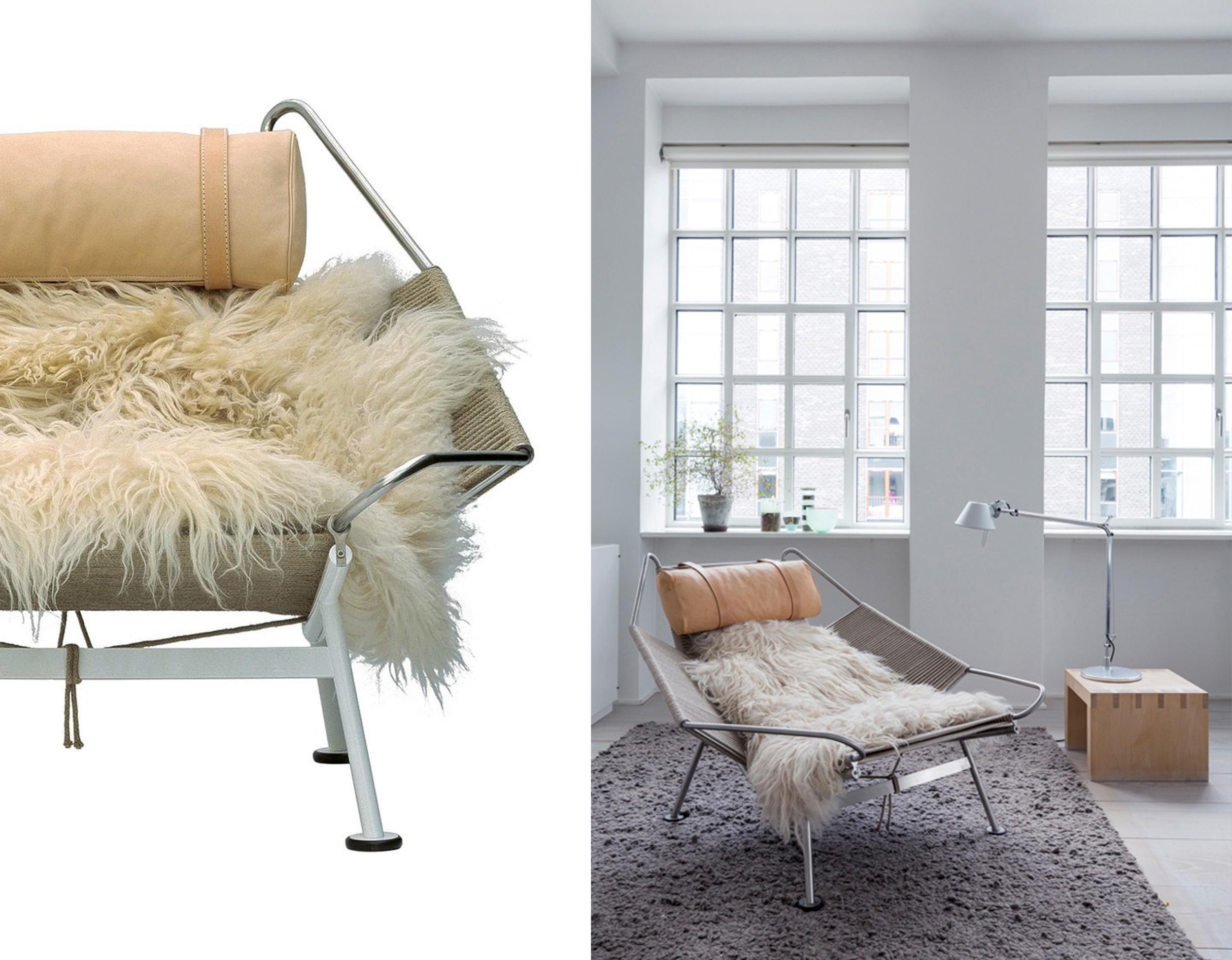 Flag Halyard Chair by Hans Wegner  IDEASGN