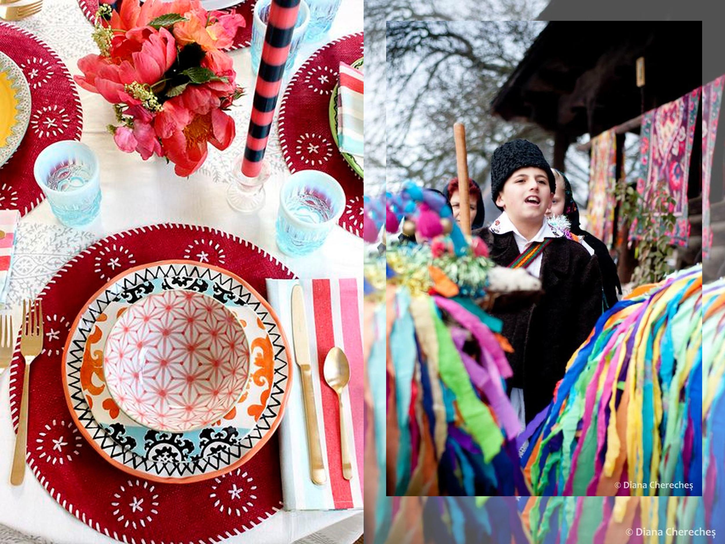 mix of plates  Furbish  - image Maramures  Diana Chereches
