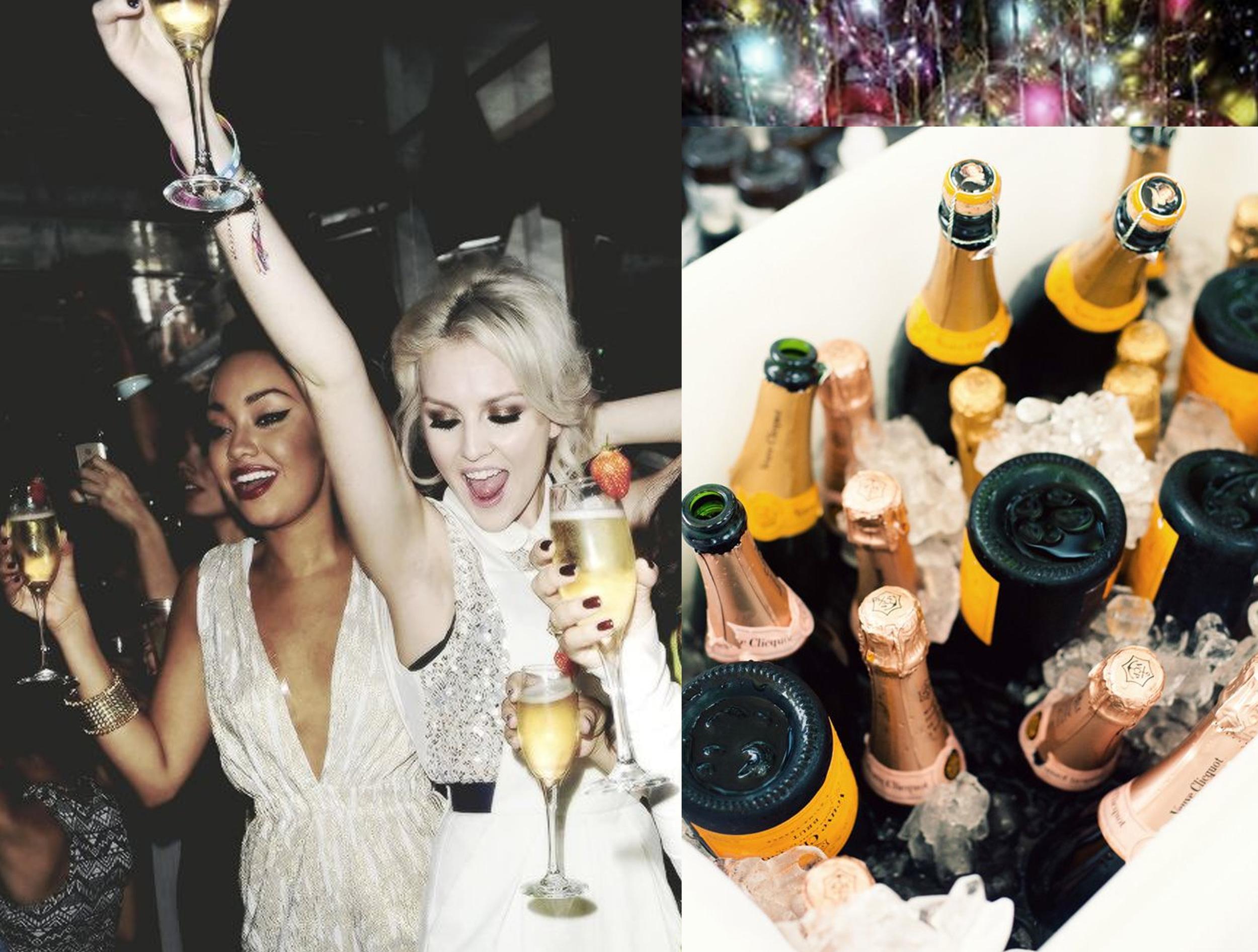 image  Pinterest  - Champagne  Veuve Clicquot