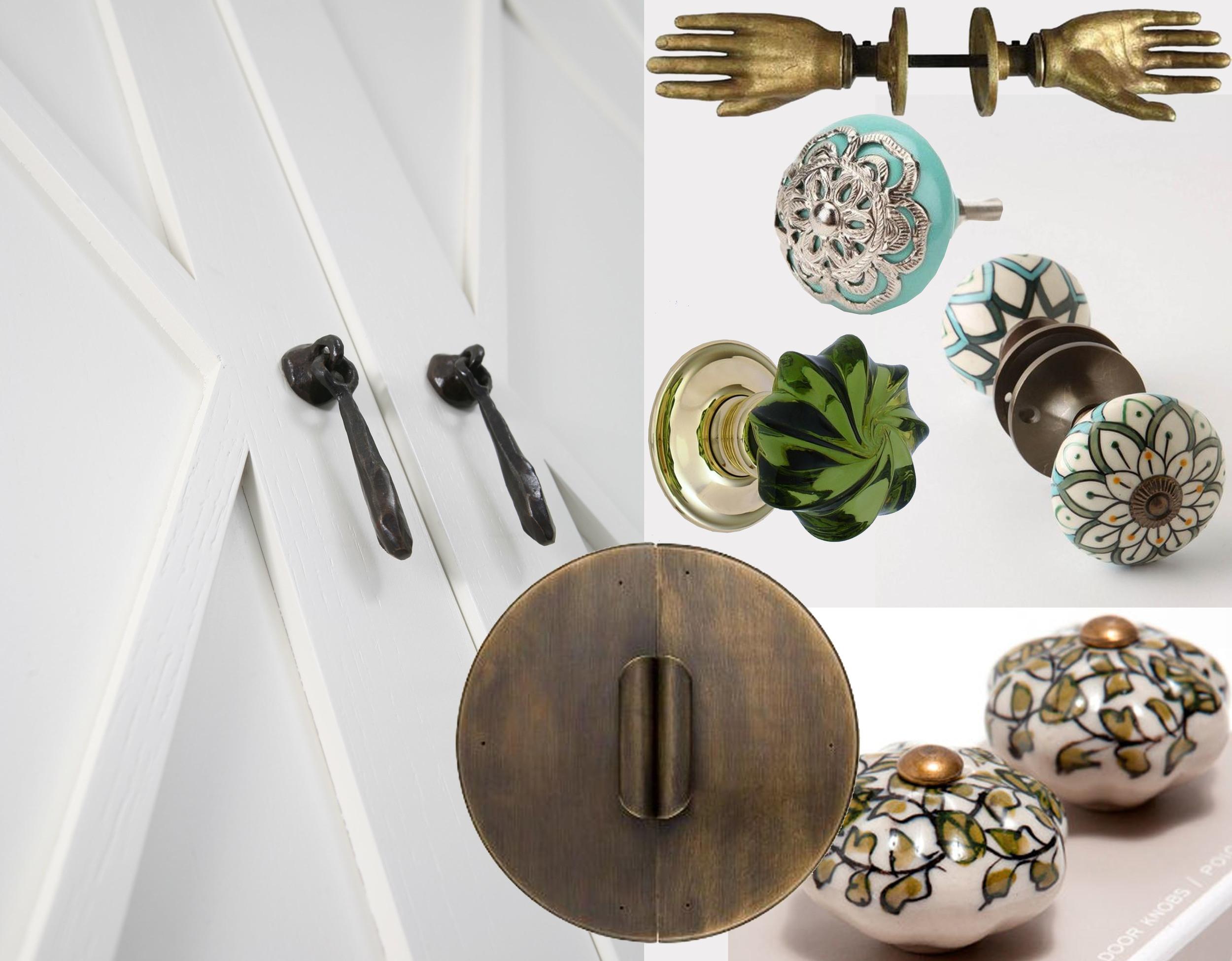 inspiration door knobs on Pinterest