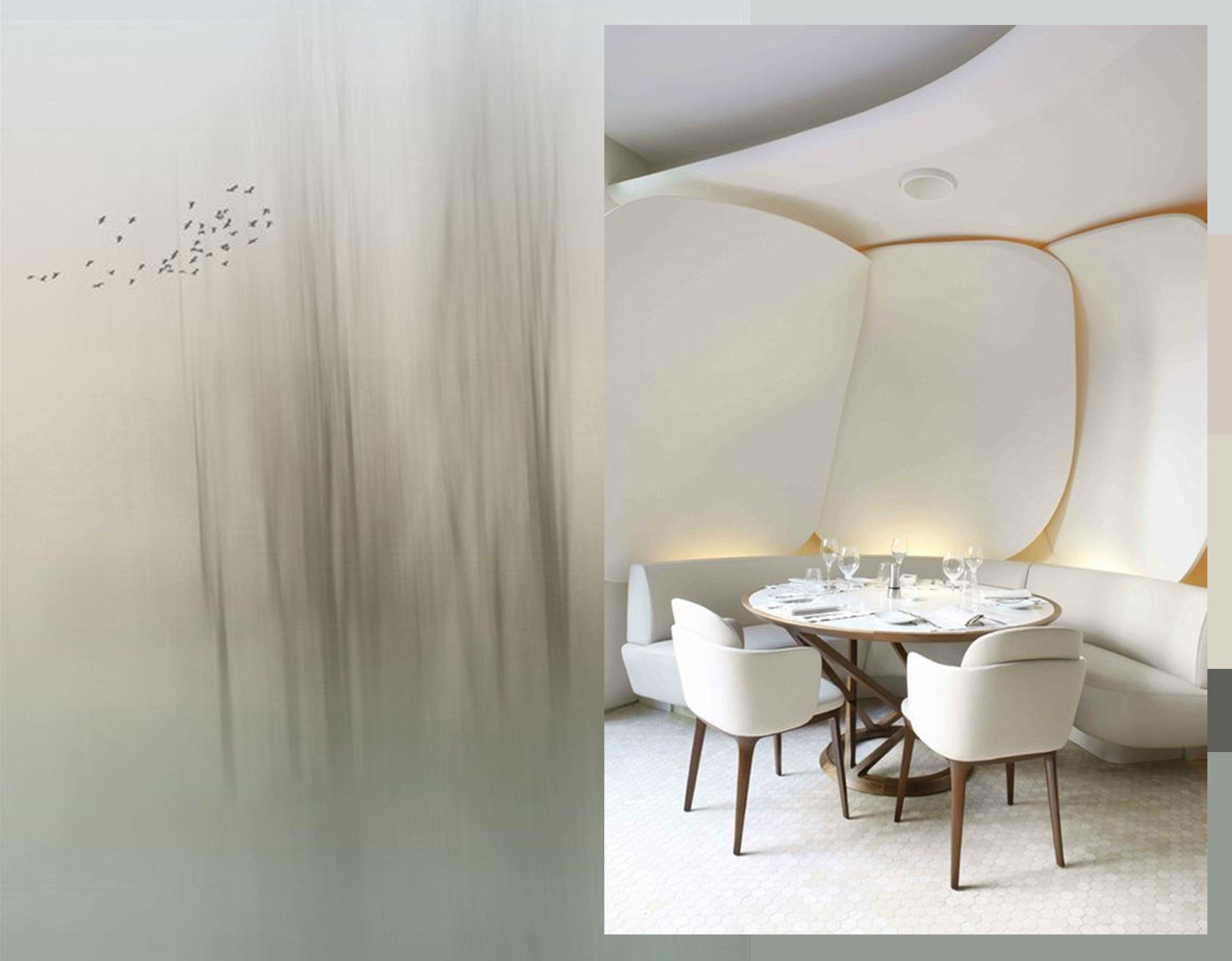 Breeze of Winter via   Fotoblur  - restaurant in Mandarin Oriental hotel via  DPages