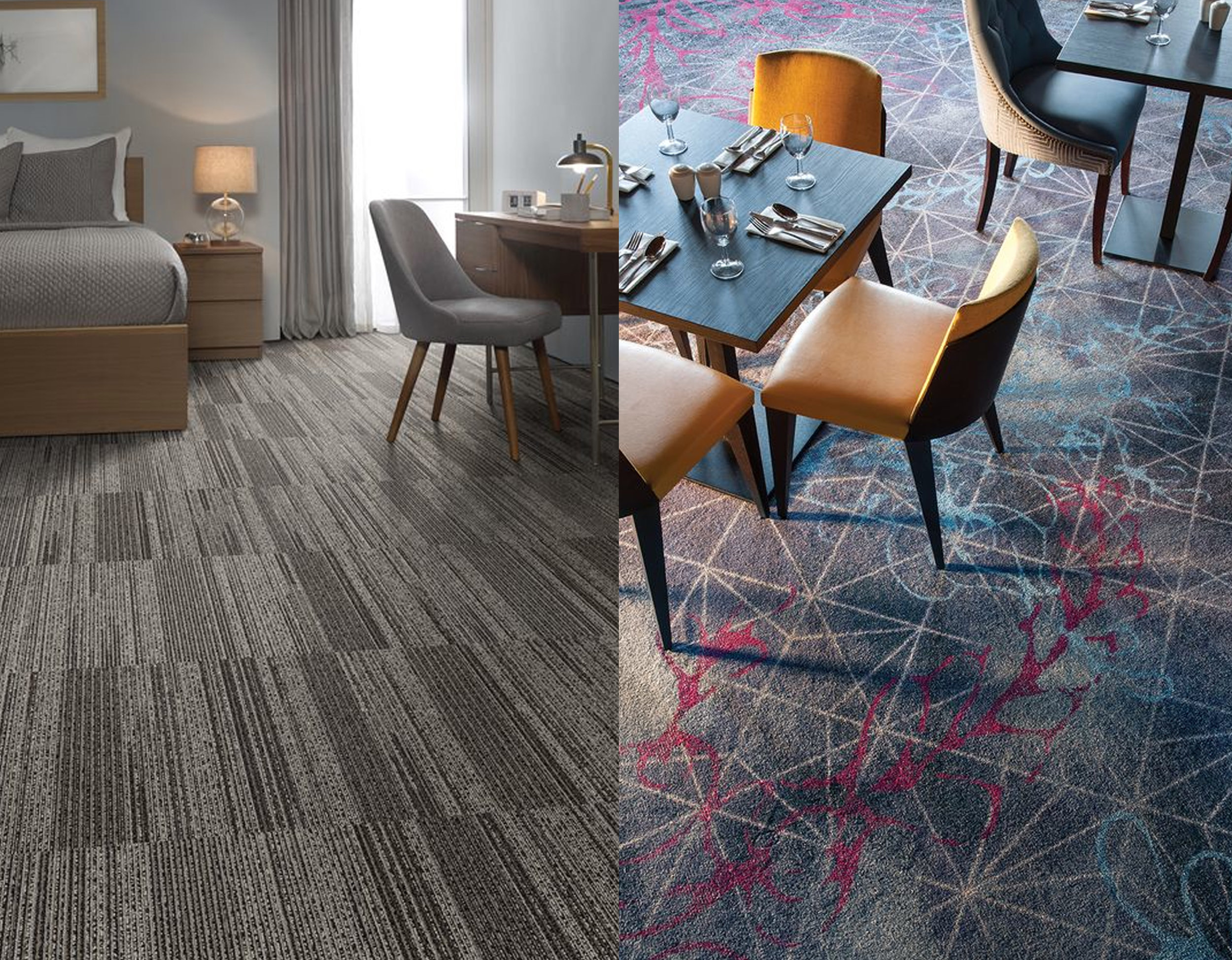 Durkan  hospitality carpet -  Ulste r hospitality carpet
