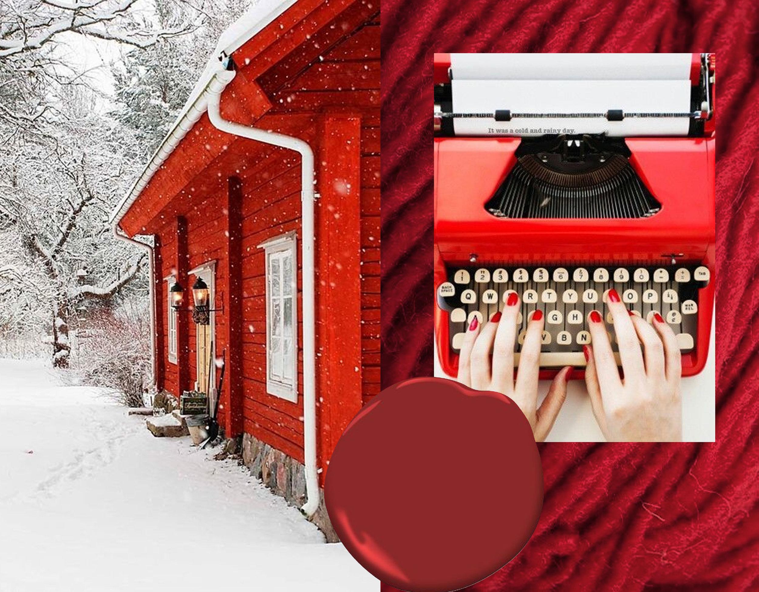 rde cottage via  Cottage Fence  - typewrite via  Brittanickel