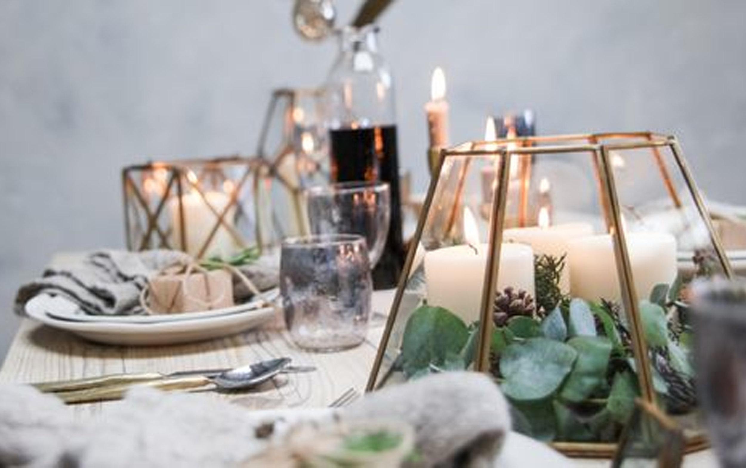 Table setting  Nkuku