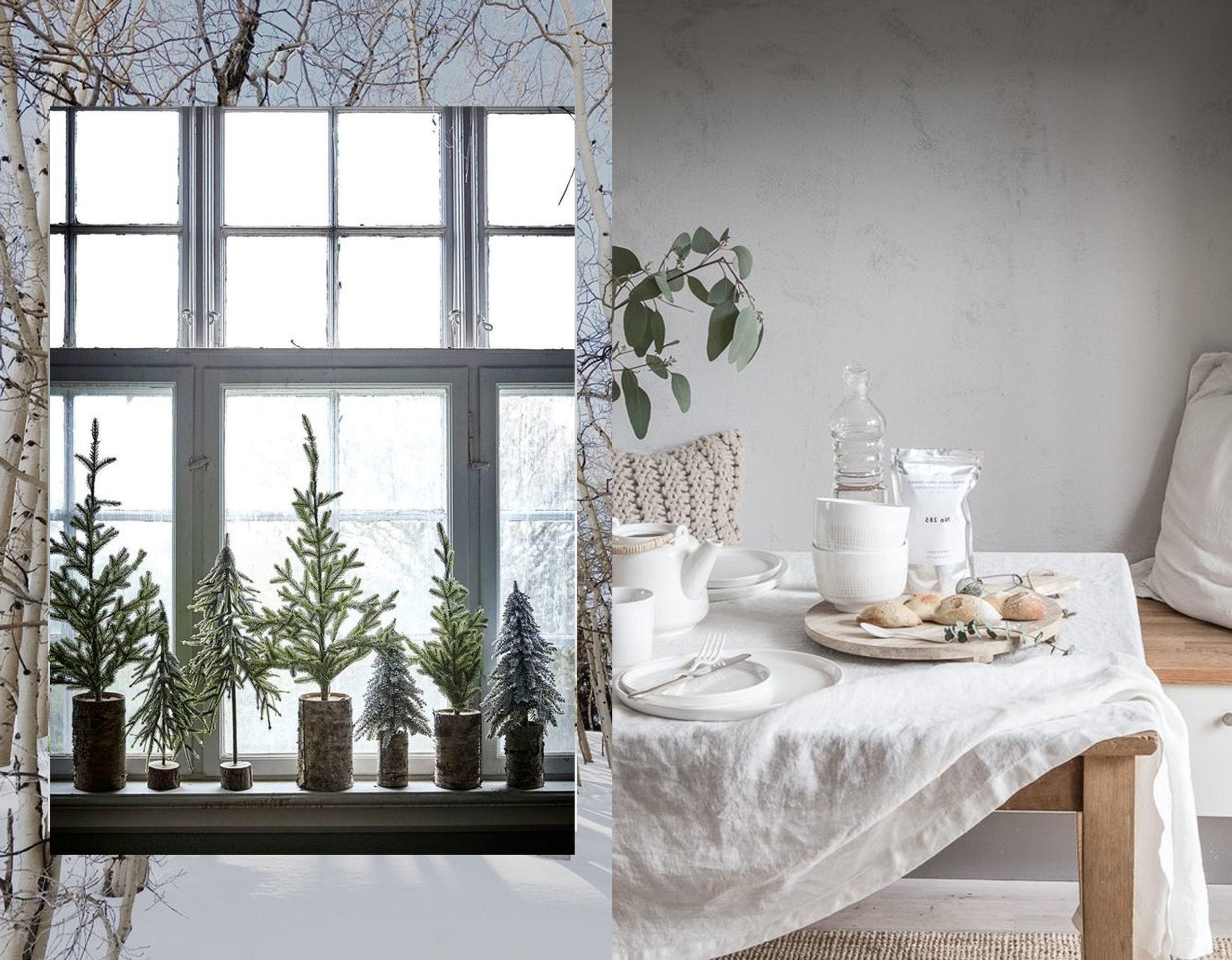 simple trees  House Doctor  - breakfast table  My Scandinavian Home