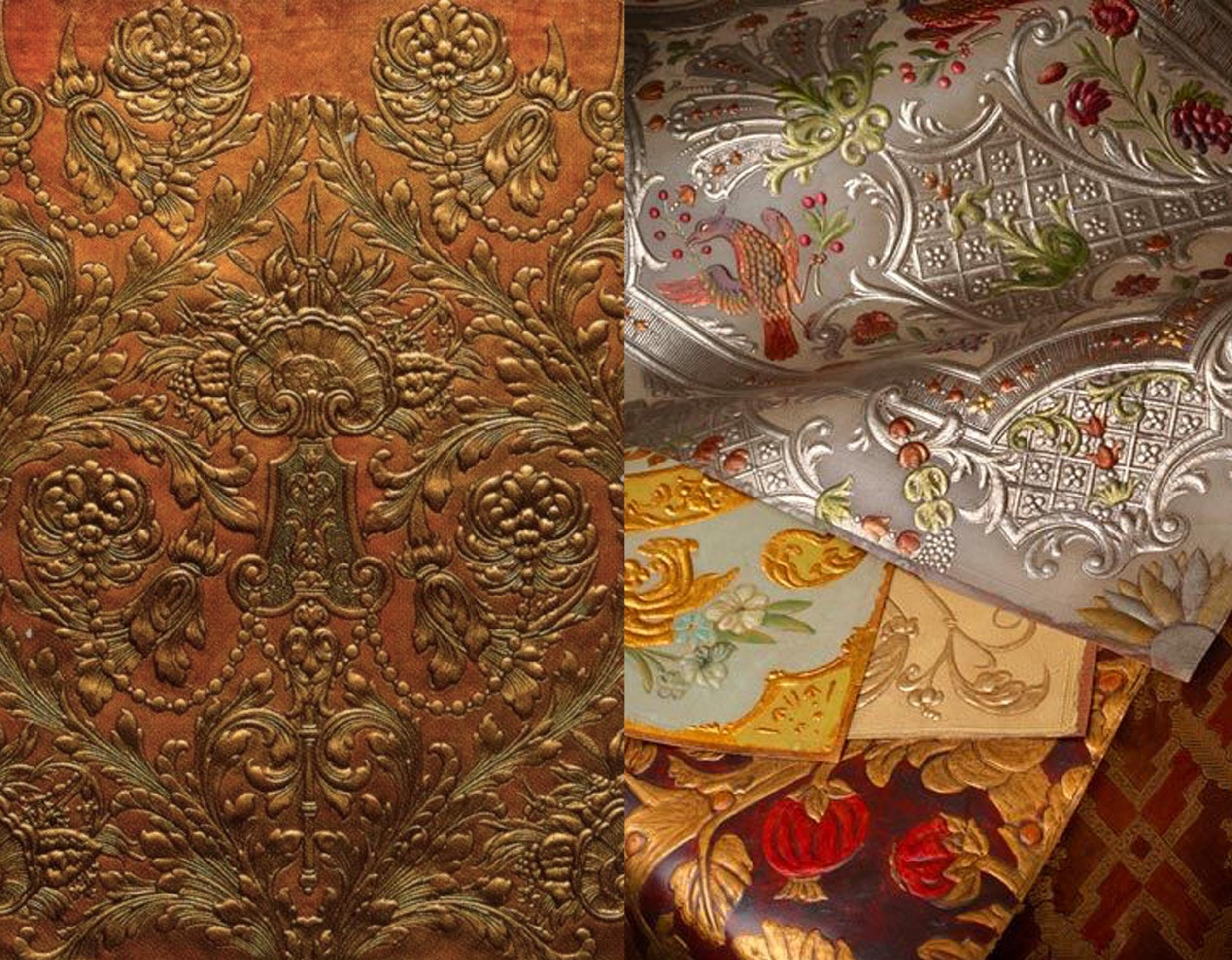Embossed leather  Maison Fey  - embossed leather via  Tatiana Tafur