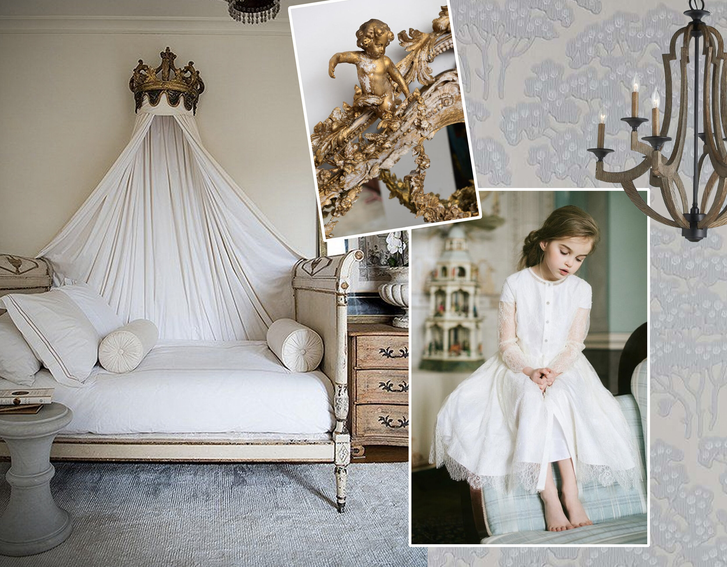 Your Girl Is A Princess Let S Decorate Her Room Martine Claessens