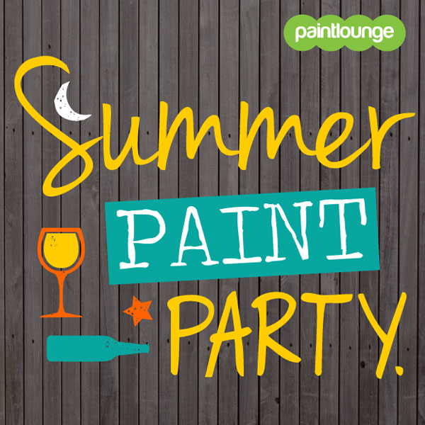paintlounge summer party