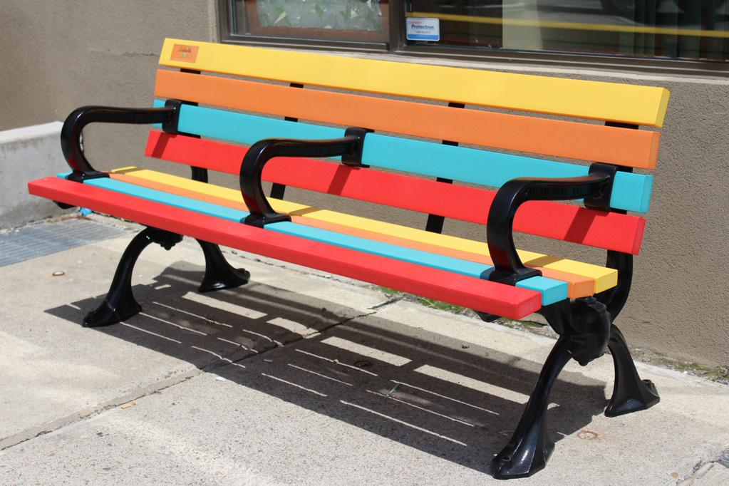 leslieville bench