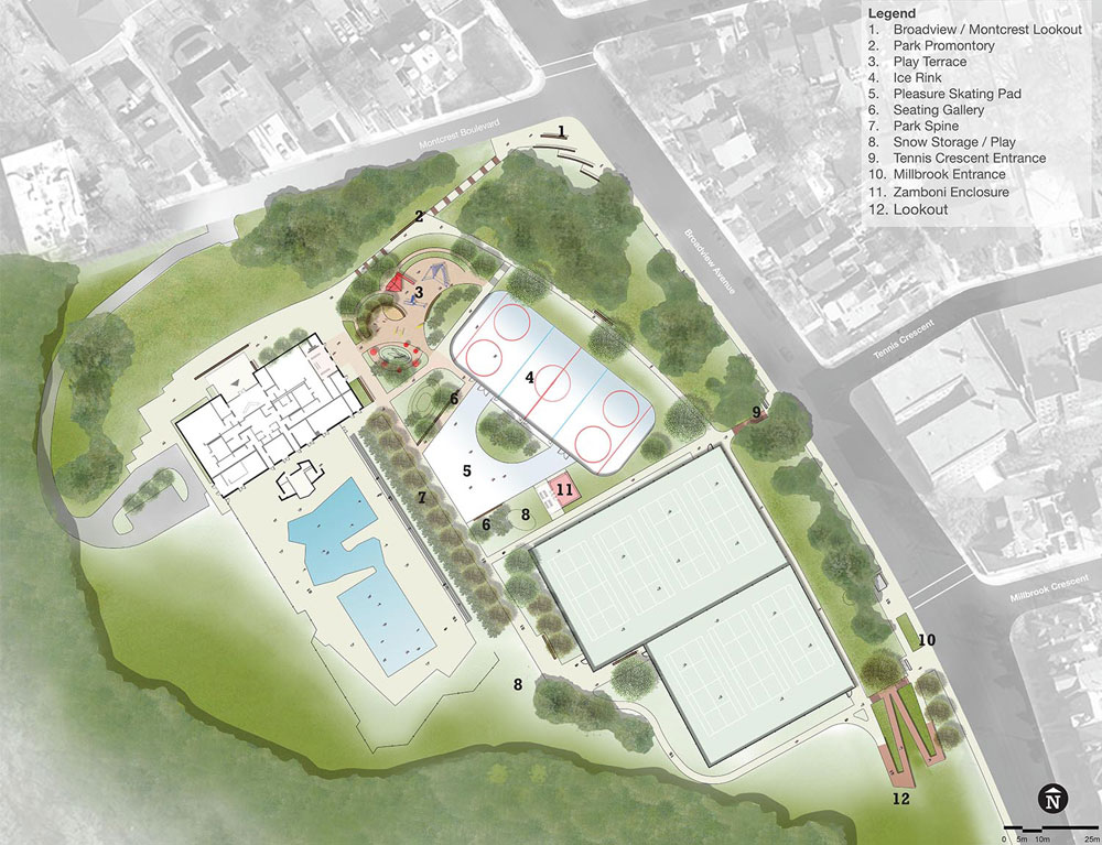 Riverdale Park East design