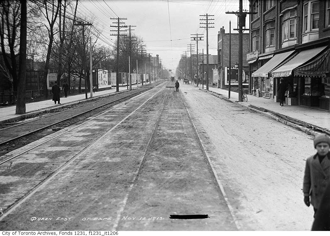 Photo:  City of Toronto archives