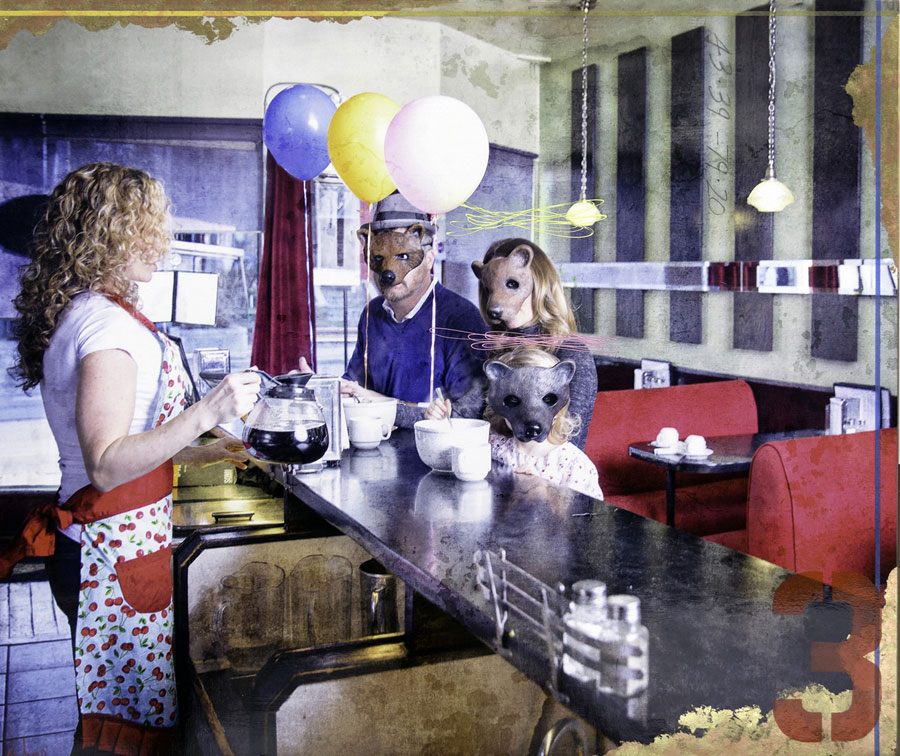 Goldilocks   ( shot at OK Diner )
