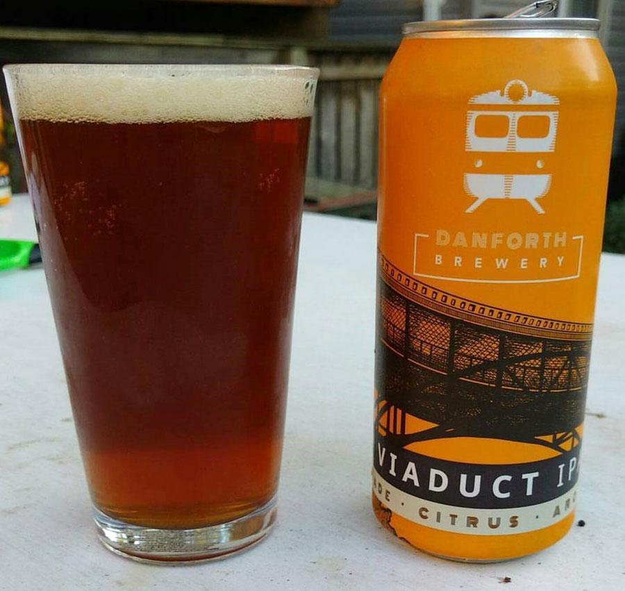 Photo:  Danforth Brewery