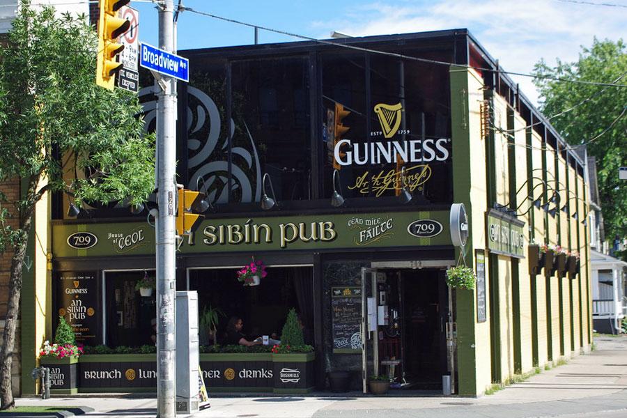 Photo:  An Sibin Pub